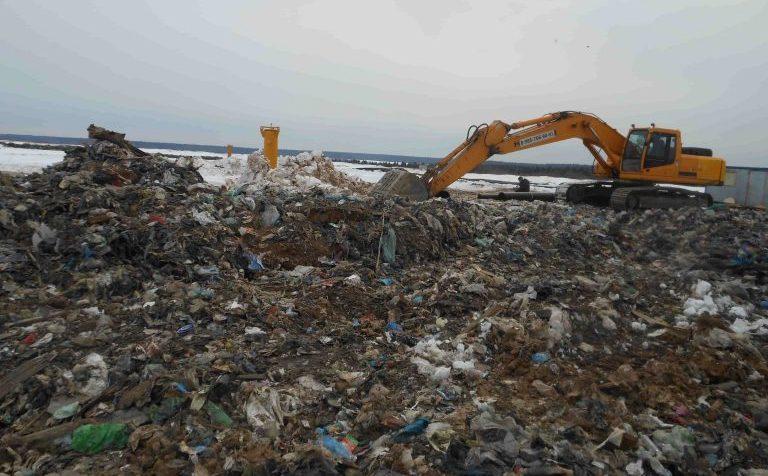К концу года в Подмосковье не останется работающих мусорных полигонов