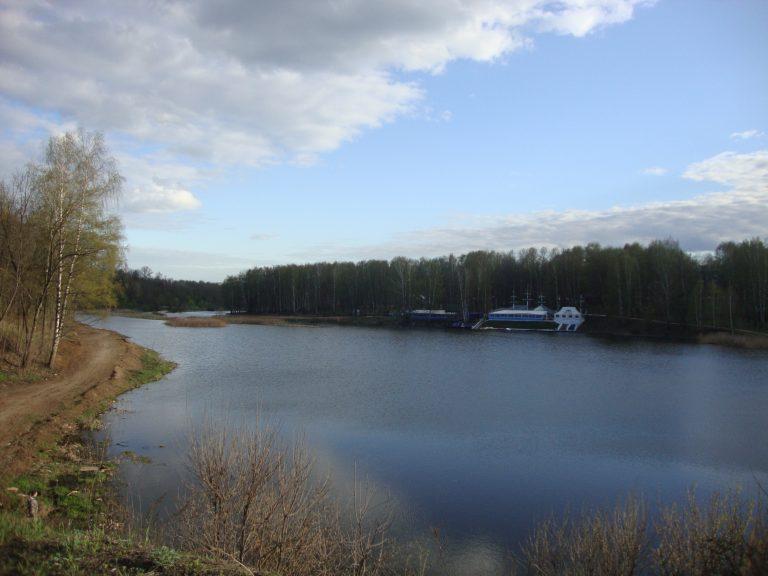 Очистка русла реки Сестры в Клину начнётся в 2022 году