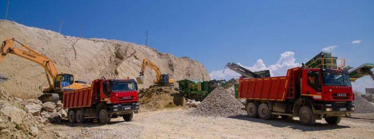 Незаконный карьер угрожает деревне в г.о. Солнечногорск