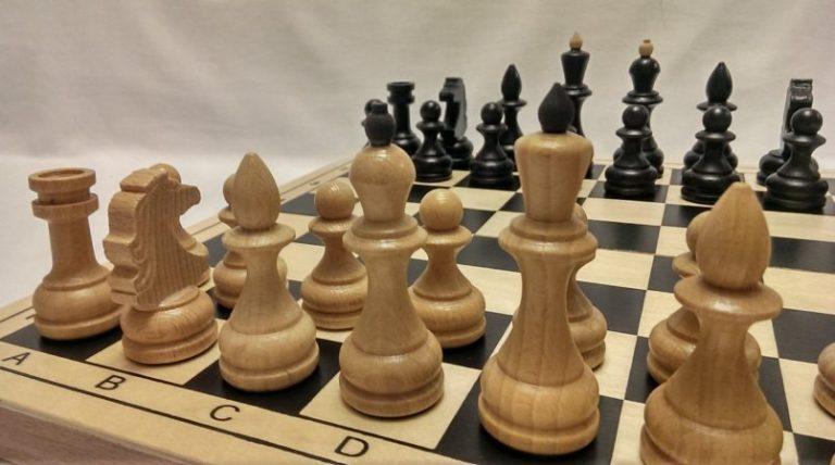 Шахматы: все с призами