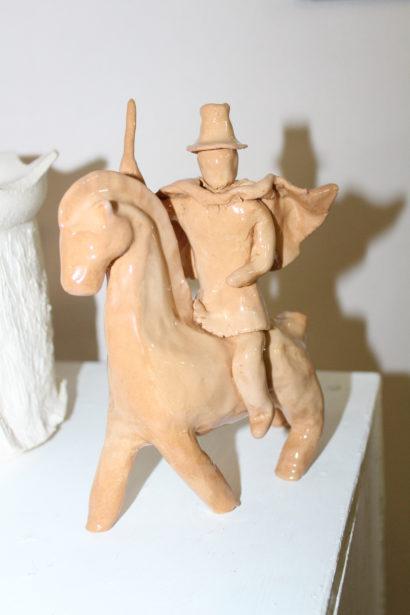 керамика выставка Ипполитова 3