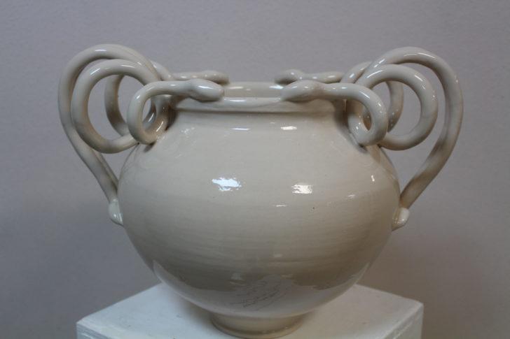 керамика выставка Ипполитова