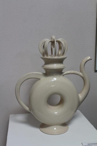 керамика выставка Ипполитова 2