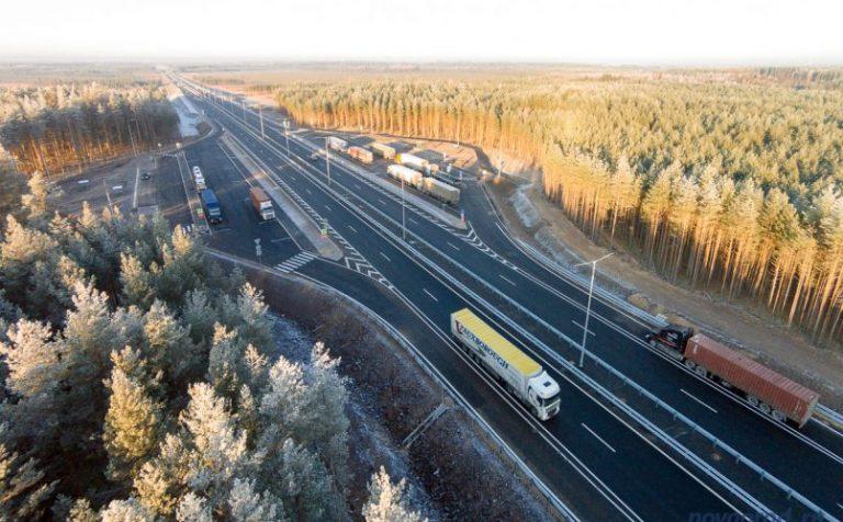 Автодор оценил проезд между двумя столицами
