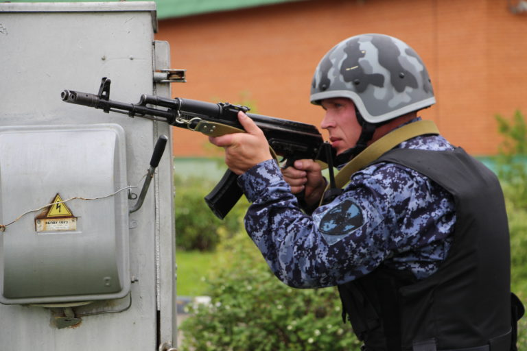 В Большом Щапово задержан преступник