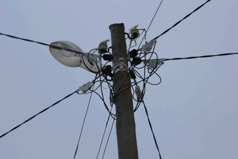 Сумма украденного электричества в Клину превысила миллион рублей