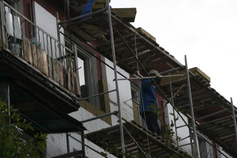 В Клину завершён ремонт 13 многоквартирных домов