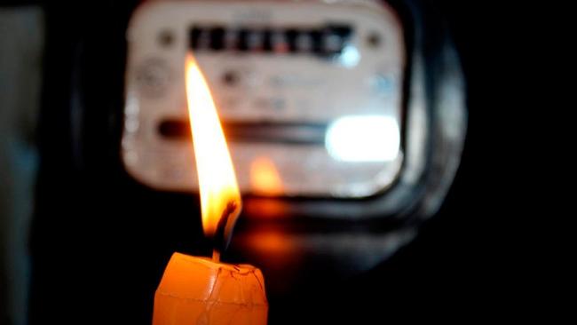 В Клину аварийное отключение электроэнергии