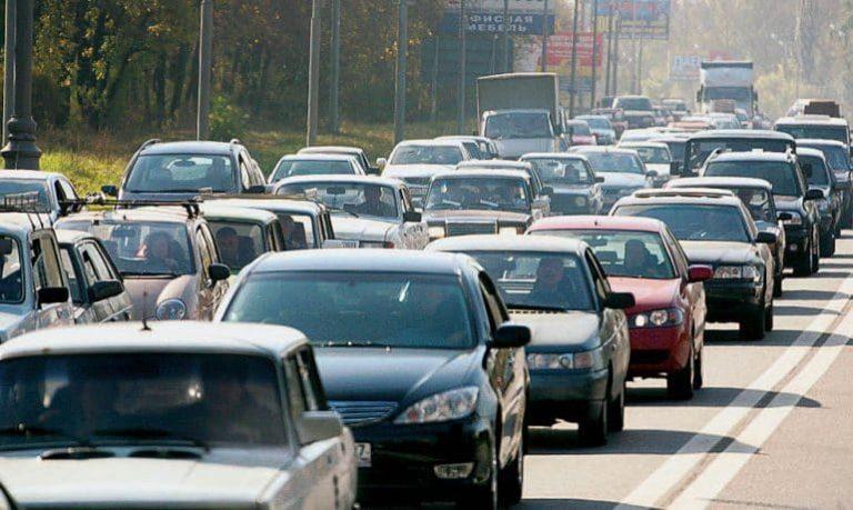 В Клину затруднено движение на нескольких улицах