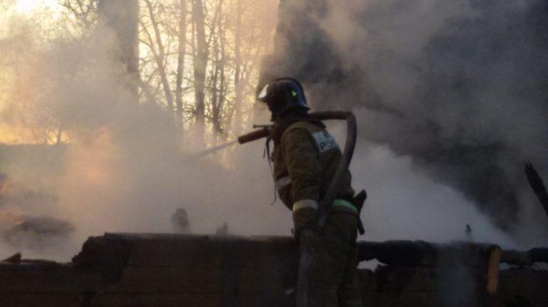 В Подмосковье эвакуировали 40 человек