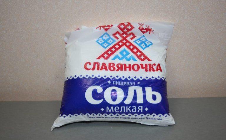Клин Московской области: вопрос наличия стекла в соли открыт