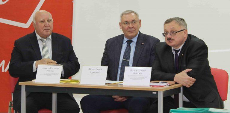 В Клину начал работать Союз промышленников и предпринимателей