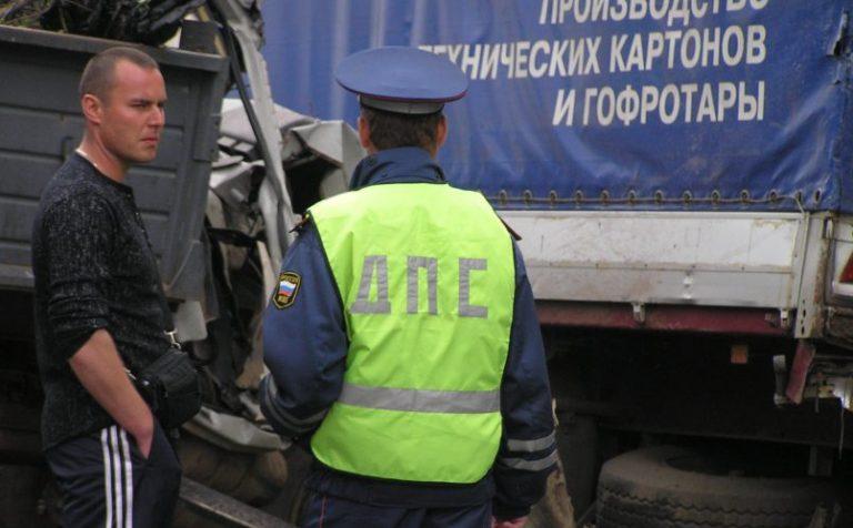 Крупная авария произошла возле Зеленограда