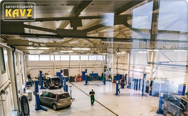 Автомастерские КАВЗ: полный спектр услуг по ремонту автомобилей