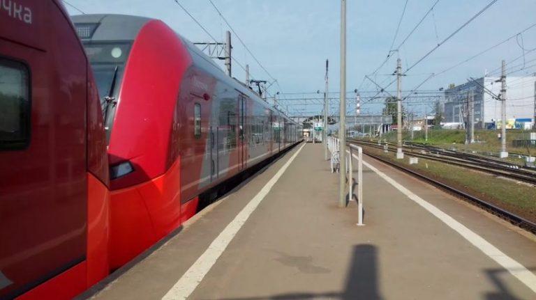 Пассажирские электропоезда будут отменены на участке Москва-Тверь
