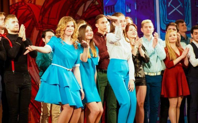 Команда КВН из Клина Московской области заняла 1 место в Кирове