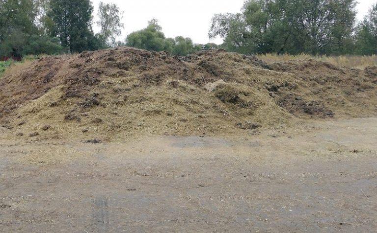 Клинские фермеры, загрязнившие почву, оштрафованы