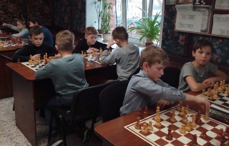 Шахматы. В начале пути