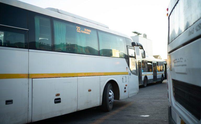 Январьское изменение расписания рейсовых автобусов в Клину