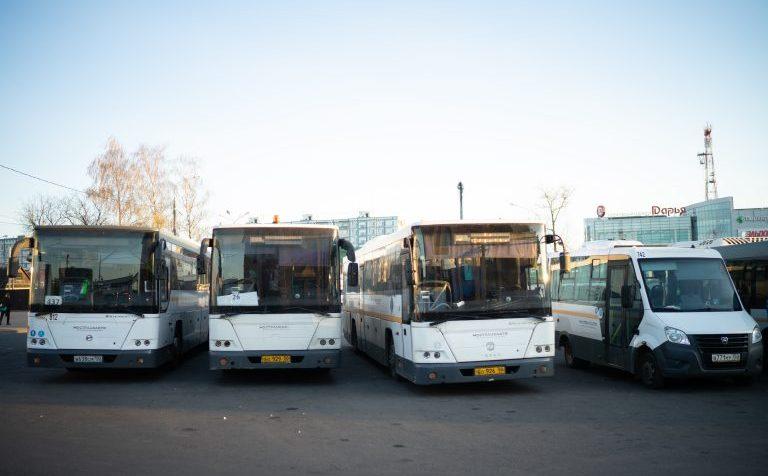 Три автоколонны Подмосковья стали единым предприятием