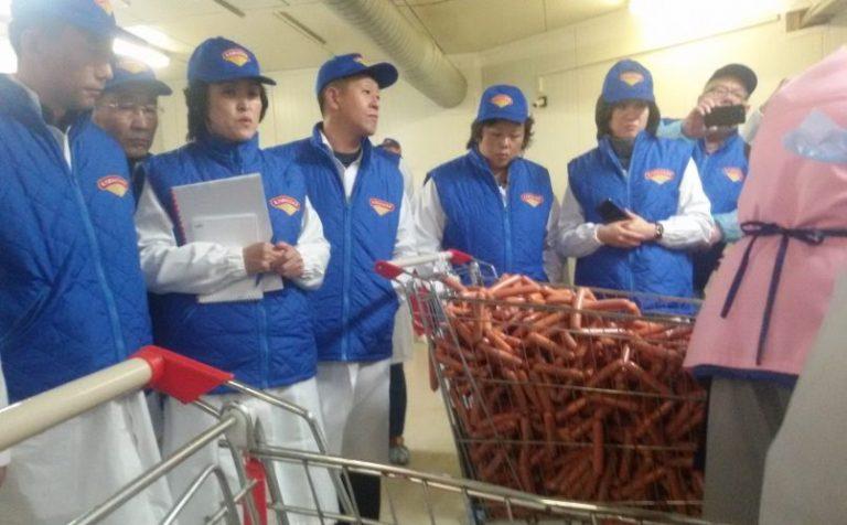 Корпорация из КНДР делегировала своих представителей в Клин