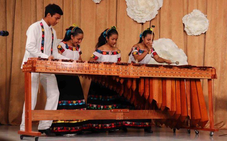мексиканцы в Клину (1)