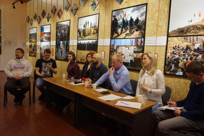 Клинские экоактивисты вошли в новое общероссийское движение