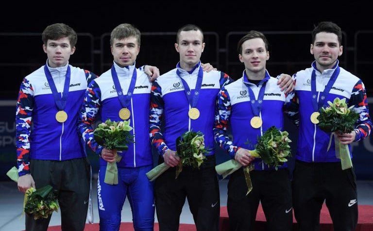 Награждать конькобежцев будут под музыку П.И. Чайковского