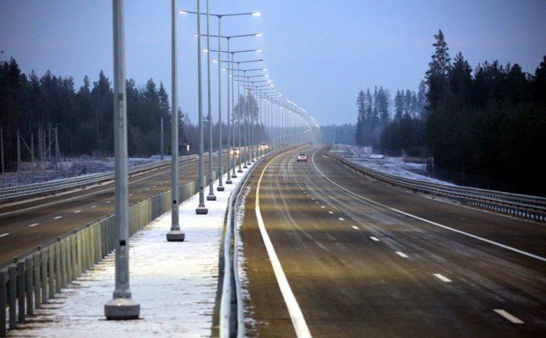 Повысилась плата за проезд по трассе М11