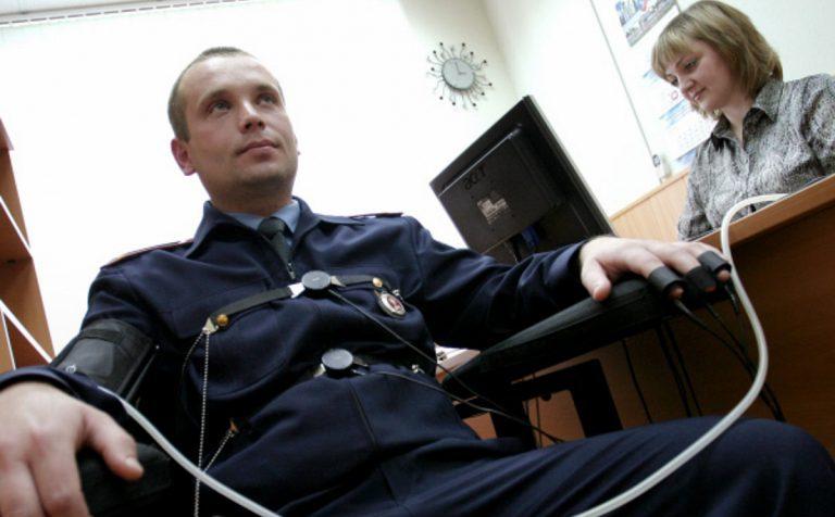 Госдума поддержала проект о проверке росгвардейцев на полиграфе
