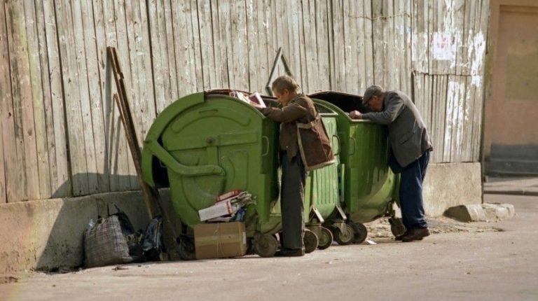 Останки мужчины найдены в мусорном контейнере в г.о. Солнечногорск
