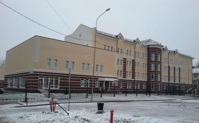 Выдано разрешение на эксплуатацию расширенной школы искусств в Клину