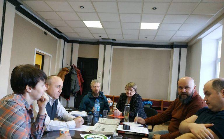 В Клину Московской области прошла встреча экоактивистов столичного региона