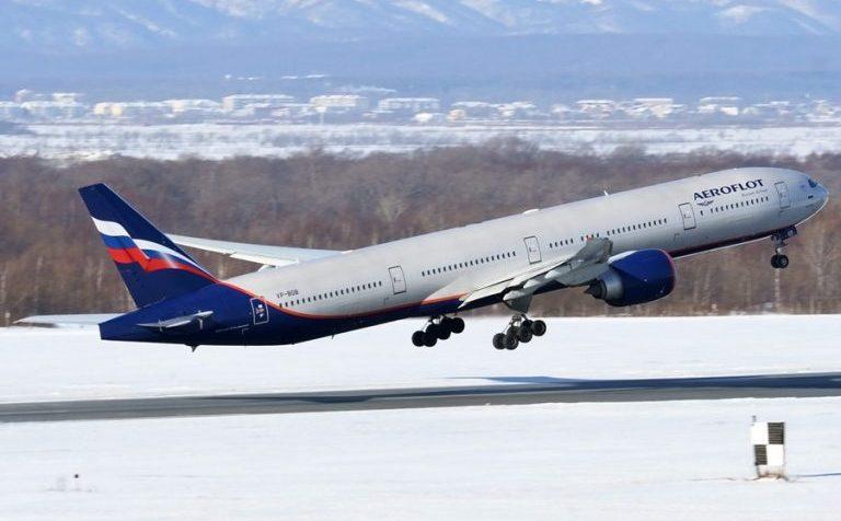 «Аэрофлот» отрицает, что самолёт компании мог представлять угрозу жилым домам