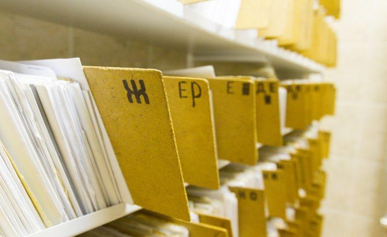 Бумажные медицинские карты в Клину  заменят на электронные