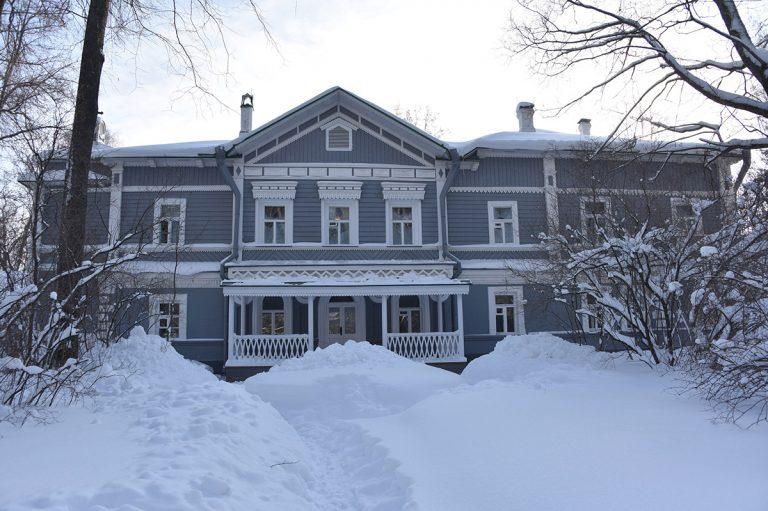 Дом-музей Чайковского  в Клину — самое  необычное место для празднования свадьбы в Московской области