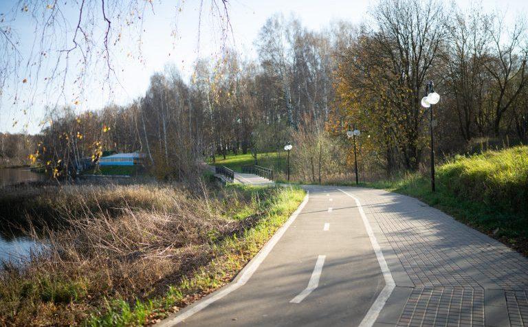 Вело-пешеходную дорожку в Клину планируют довести до церкви святителя Тихона