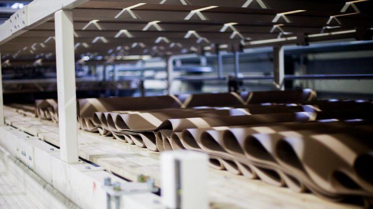 В Клину заработает производство гофрокартона