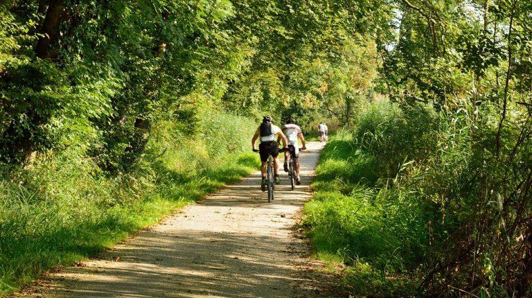 До Свято-Троицкой Лавры пешком и на велосипеде