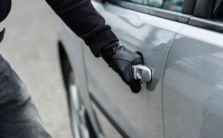 В Клину полицейские раскрыли кражу автомобиля