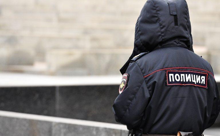 Клинская полиция временно не принимает