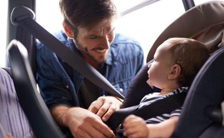 За рулём вы трезвый, а ребёнок в кресле? Езжайте спокойно!