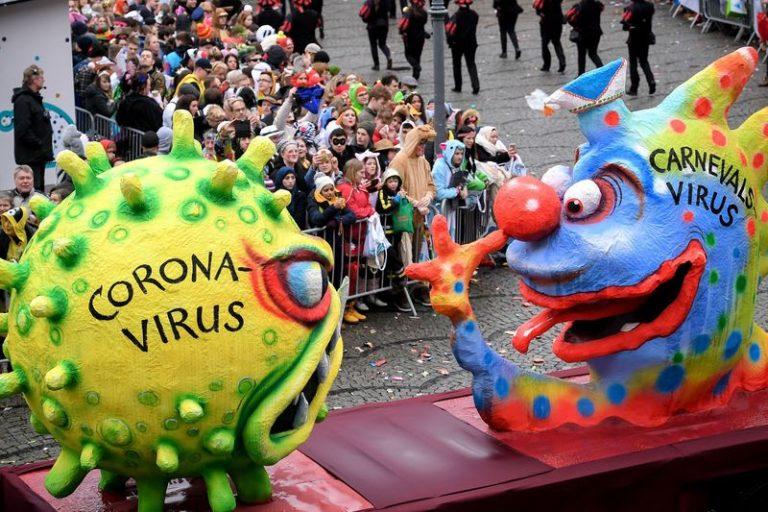 Главные мифы про коронавирус