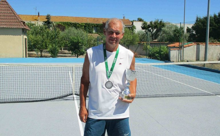 Владимир Горбунов: «Требование одно – желание научиться играть в теннис»