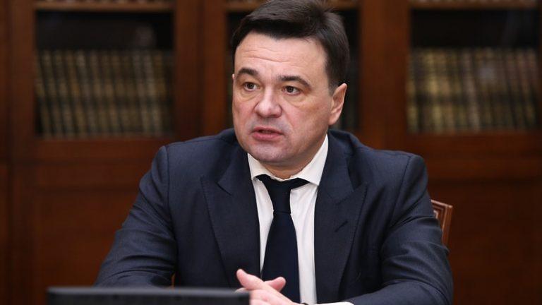 губернатор Воробьёв