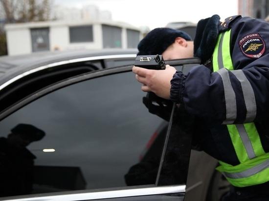 На въездах в Москву стоят  наряды полиции: водителей останавливают