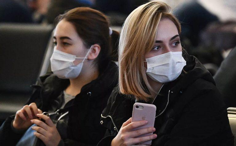 Заболевание коронавирусом в России замедлило темп роста
