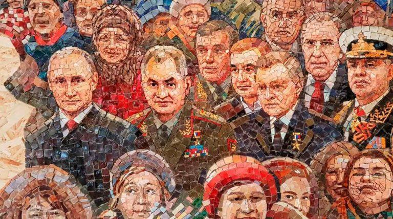 «Коммерсант»: изображение Путина убрали из храма Вооруженных сил
