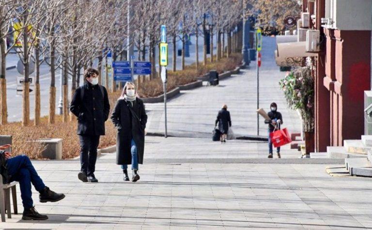 В Москве началось снятие ограничительных карантинных мер