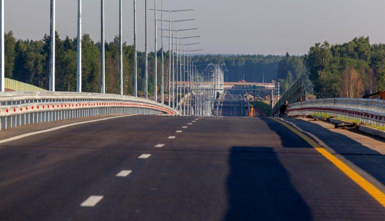 Скоростной режим на трассе М11 могут поднять до конца июня